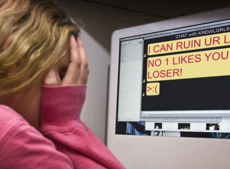 Incontri con persone violente: flaming e cyberbullismo
