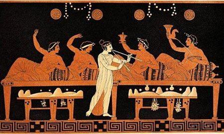 L'alimentazione nell'antica Grecia